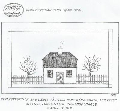 Skolegang på landet i slutningen af 1700-tallet
