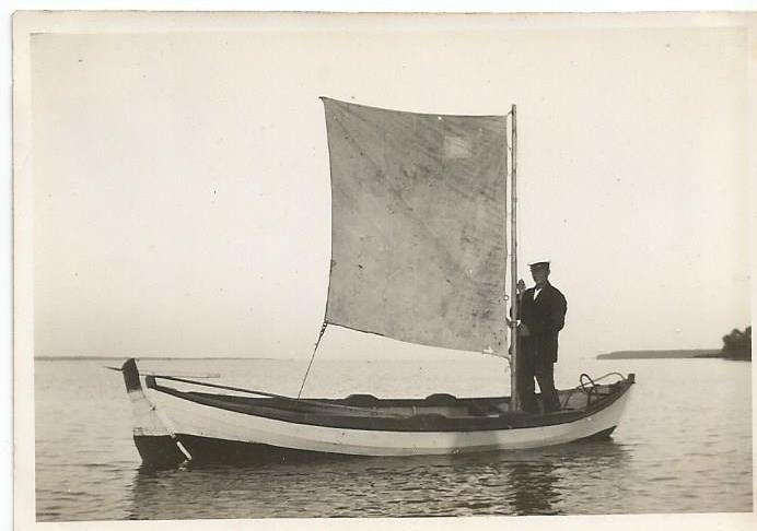 Fiskere og sømænd i Smålandsfarvandet