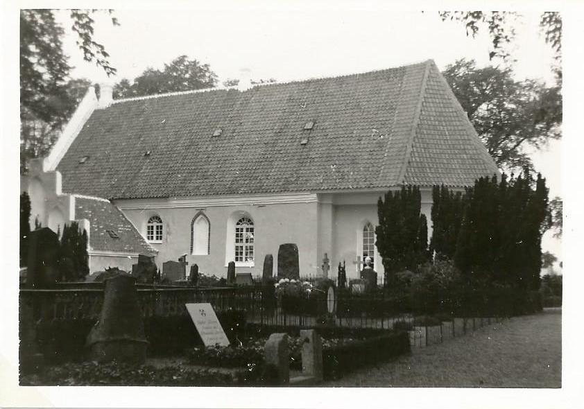 Birket kirke 1965