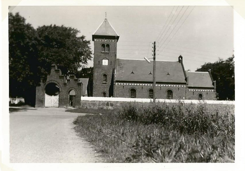 Dannemare kirke 1964