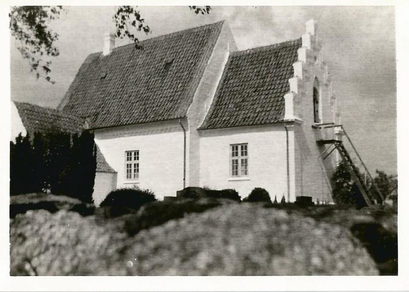 Løjtofte kirke 1967