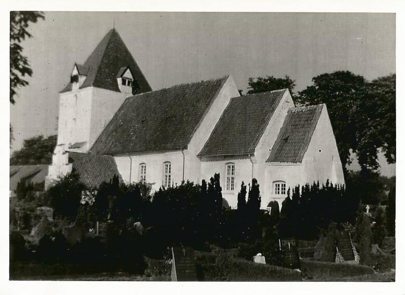 Sandby kirke 1968