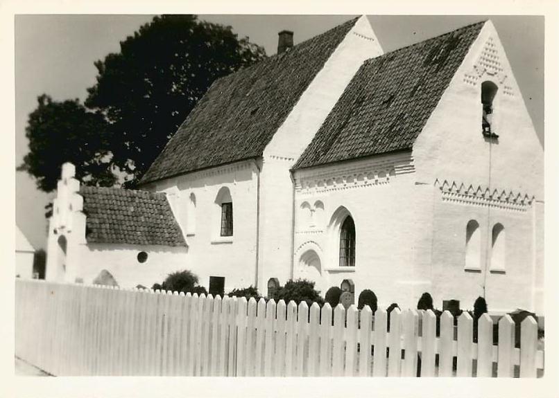 Skovlænge kirke 1963