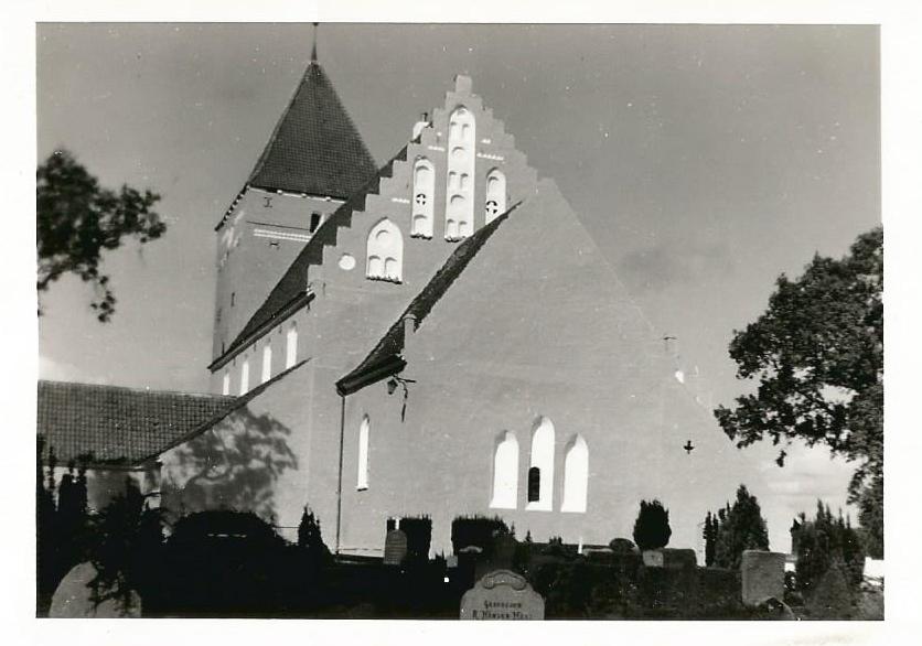 Toreby kirke 1969