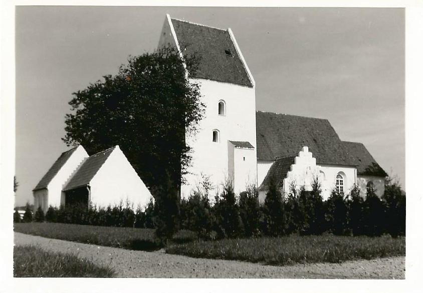 Utterslev kirke 1965