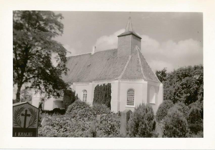 Vesterborg kirke 1963