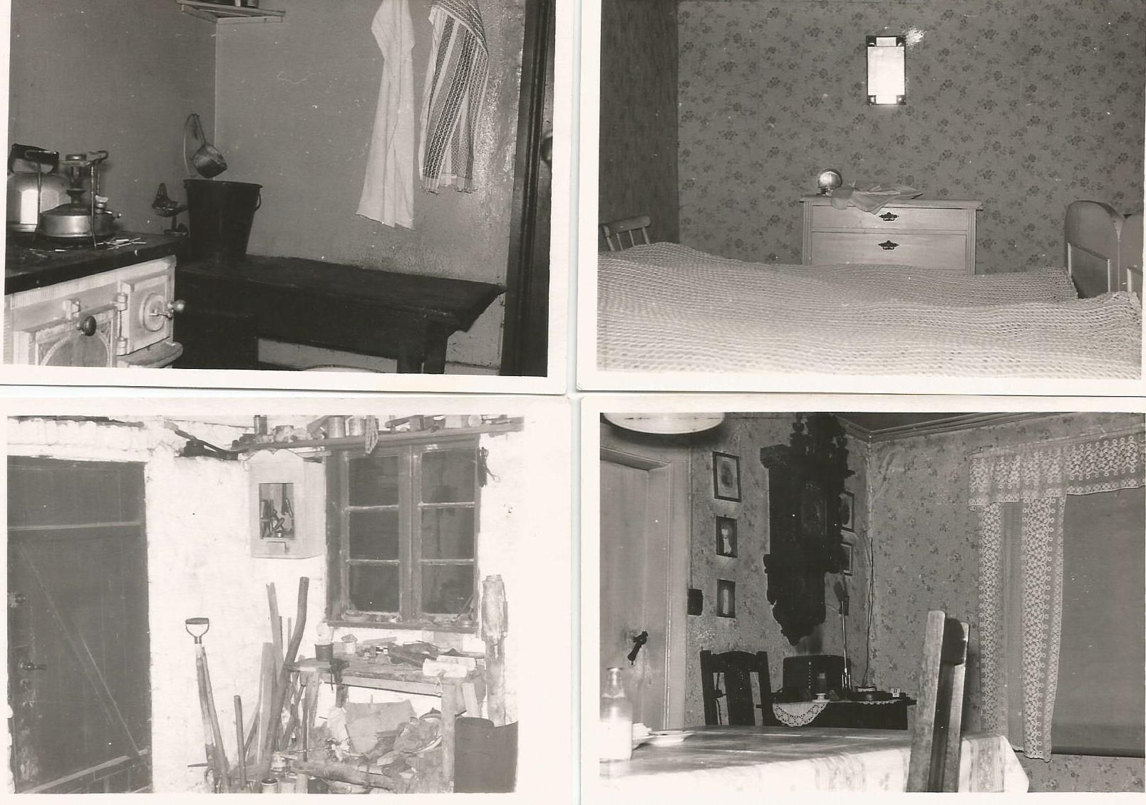 Billeder fra huset i 1961