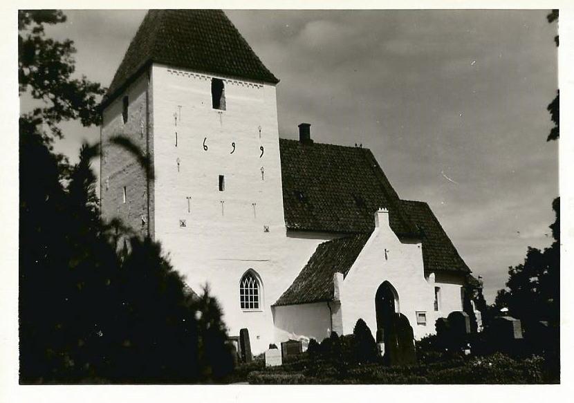 Ryde kirke 1962