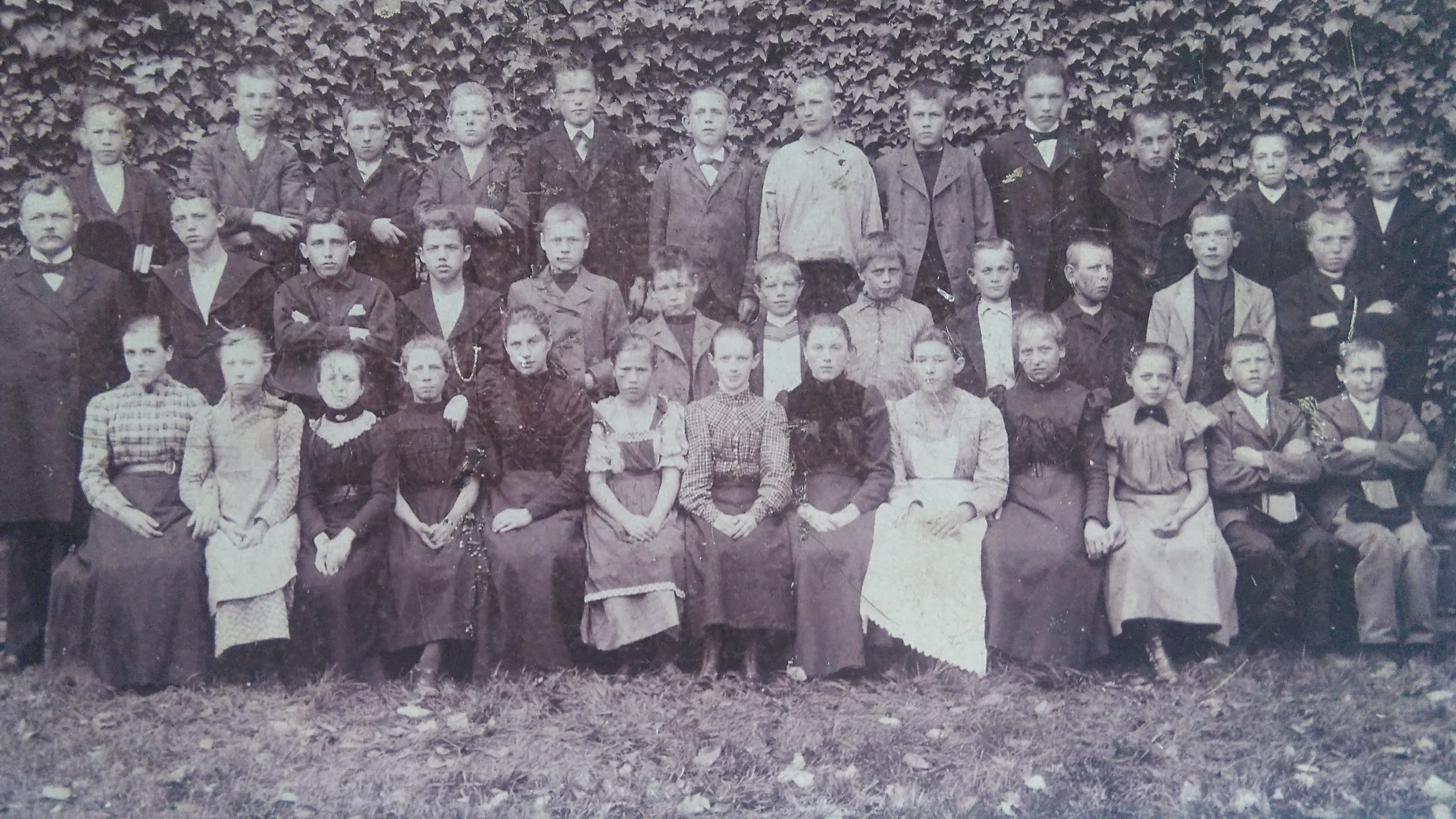 Julius August Christiansen 1896?